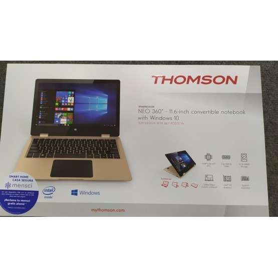 Portatil thomson neo360 11.6