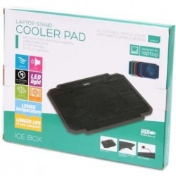 Laptop Stand Cooler Pad OMEGA ICE BOX