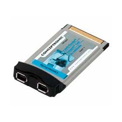 Snaport firewire card for notebooks CSP1394C