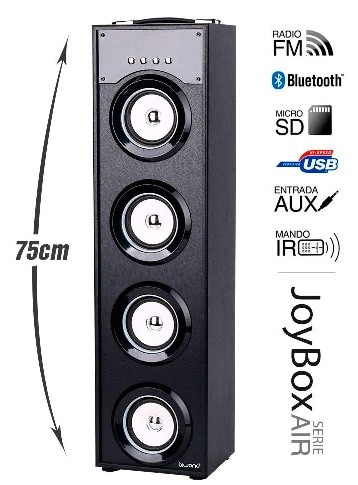 altavoz joybox air